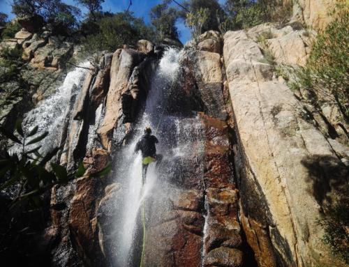 Rio Sa Cresia-Esplorazione Canyoning