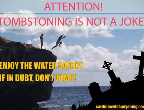Coasteering, Cliff Jumping e Tombstoning: facciamo chiarezza!